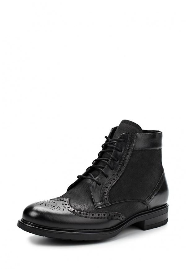 Ботинки Nord 8276/BV31/M чёрные