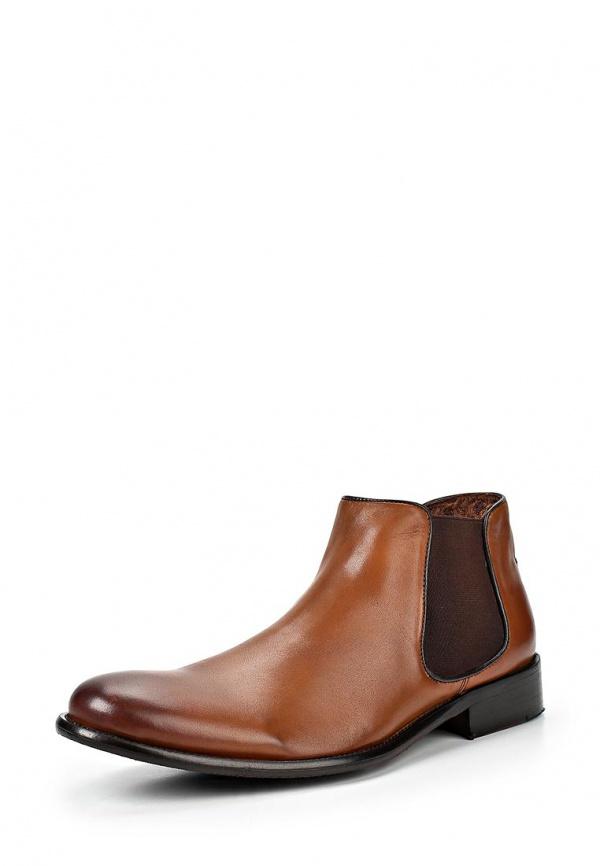 Ботинки Paolo Vandini PI-RAFAEL коричневые