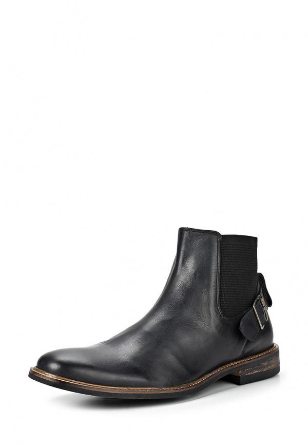 Ботинки Paolo Vandini PI-PENTAGON чёрные