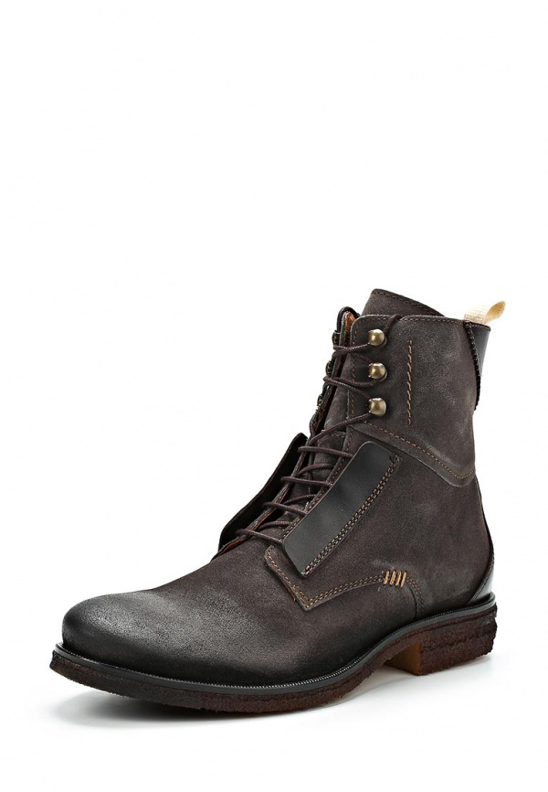 Ботинки Ambitious 4823 коричневые