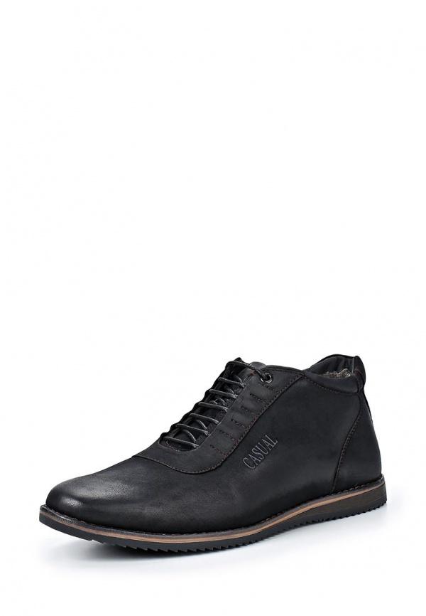 Ботинки Stesso 604-00BH6-3A чёрные