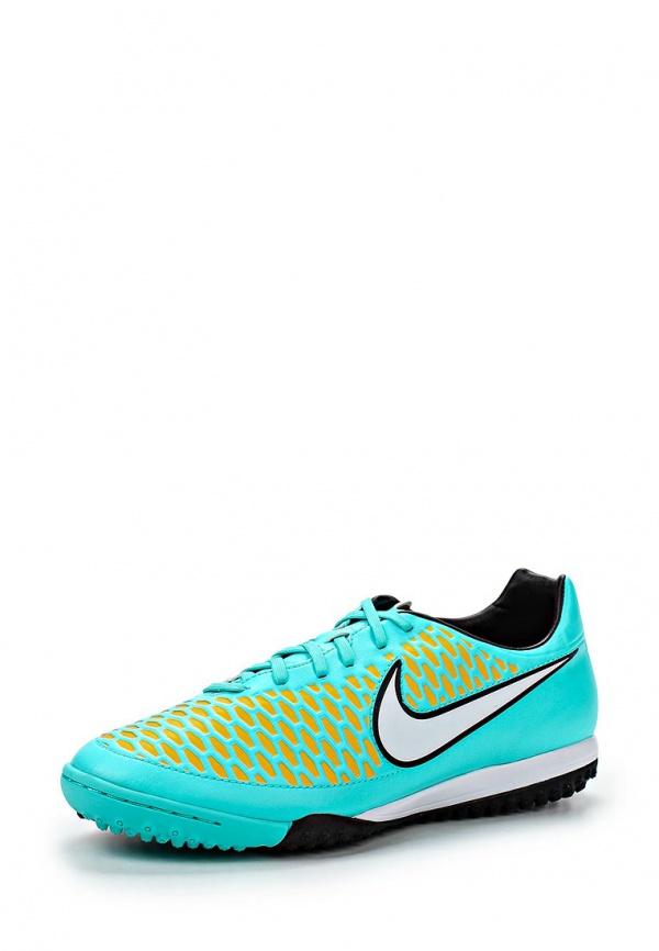 Шиповки Nike 651549-318 зеленые