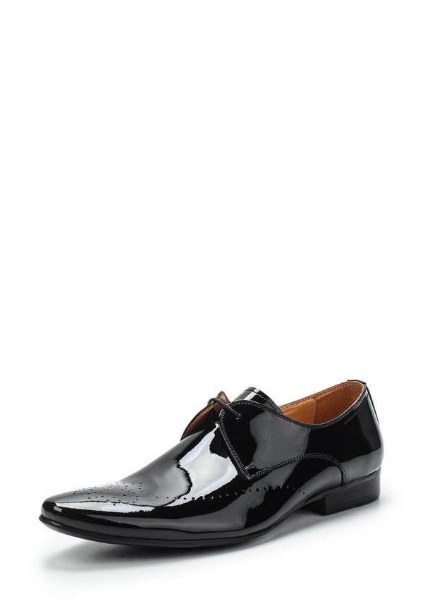 Туфли VS ZM-4K147-L01-S чёрные