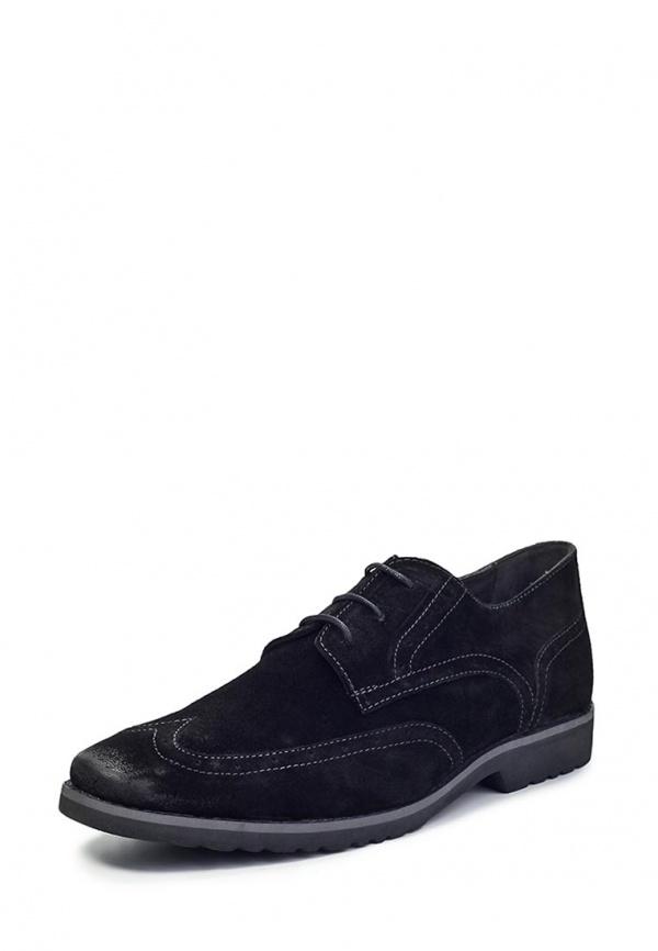 Туфли Caprice 9-9-13207-29 чёрные