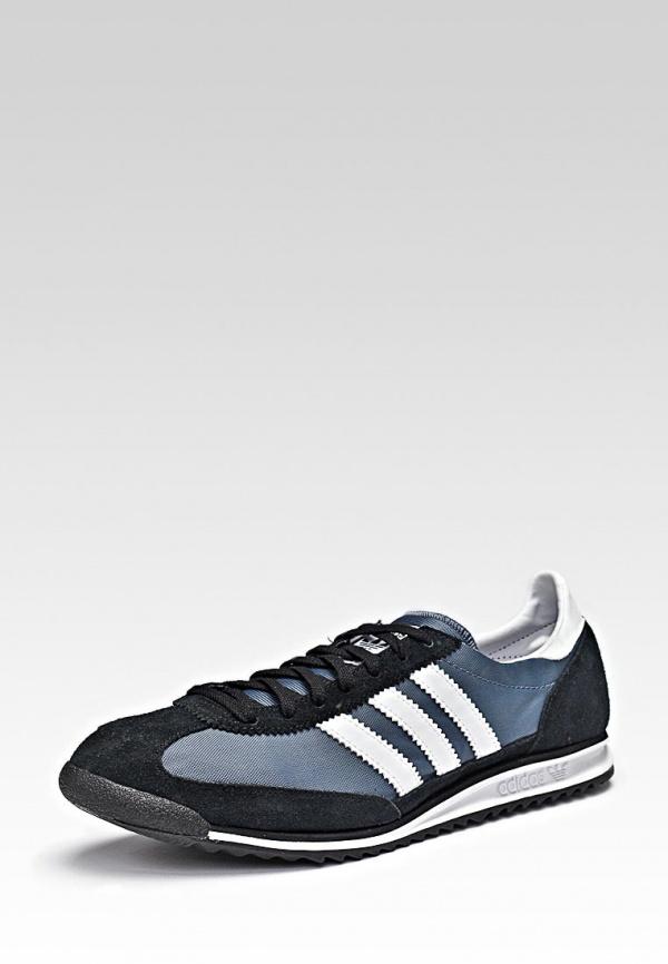 Кроссовки adidas Originals V22912 белые, чёрные