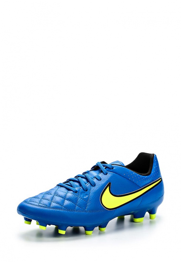 Бутсы Nike 631282-470 синие