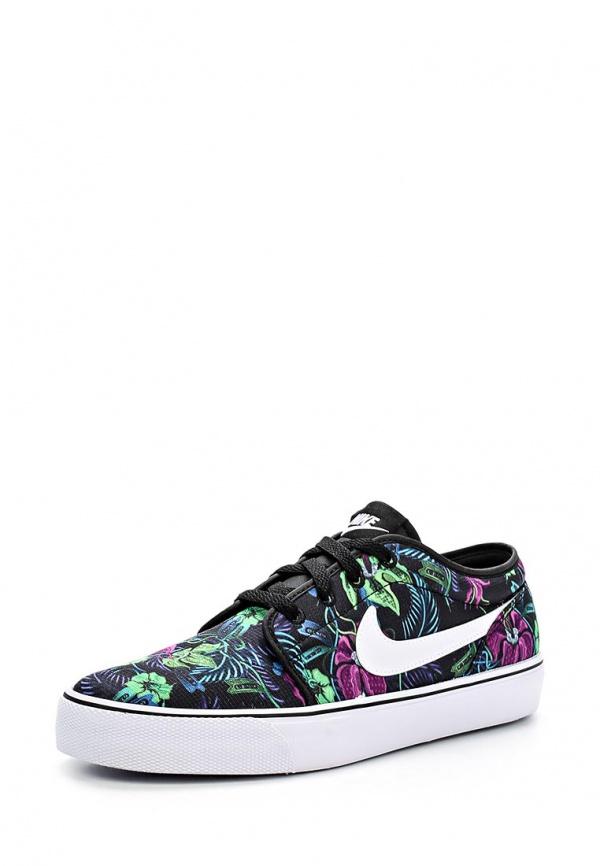Кеды Nike 631697-011 чёрные