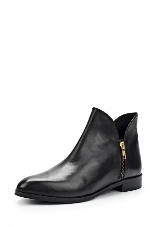 Ботинки Eden 61 520 CL ALICE чёрные