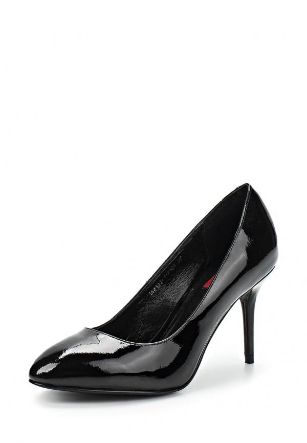 Туфли Milana 142131-1-7101 чёрные