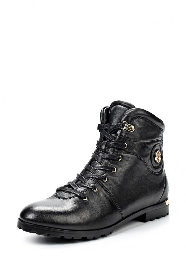Ботинки GLAMforever 380 чёрные