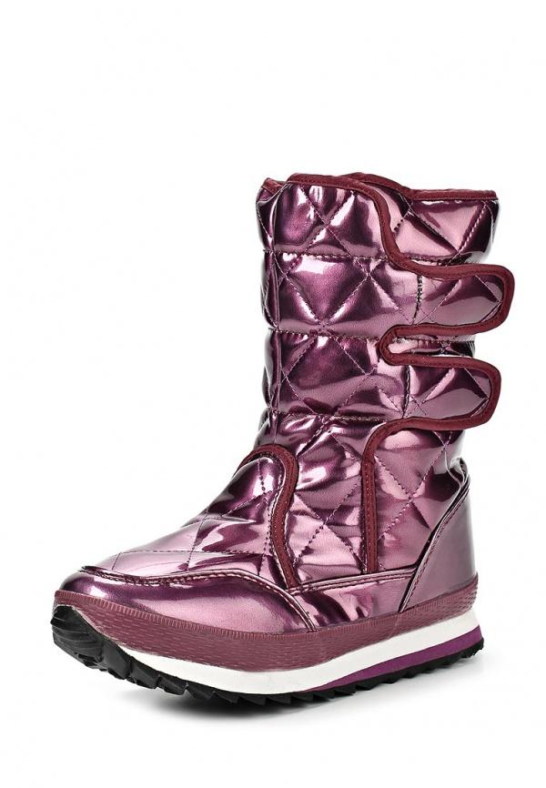 Дутики Lamania FW14LMS130 фиолетовые