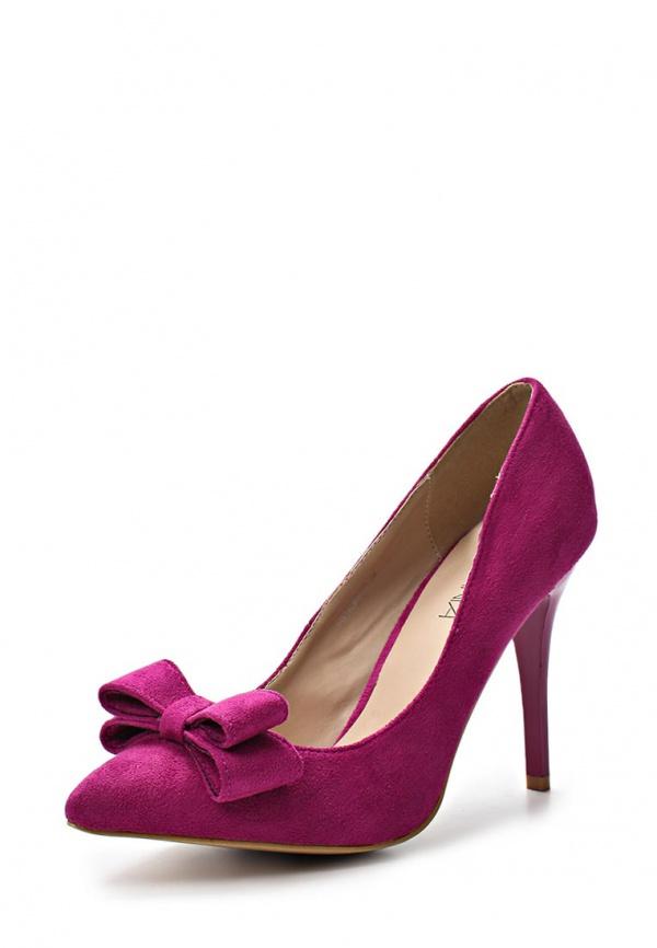 Туфли Lamania FW14LMS776 фиолетовые