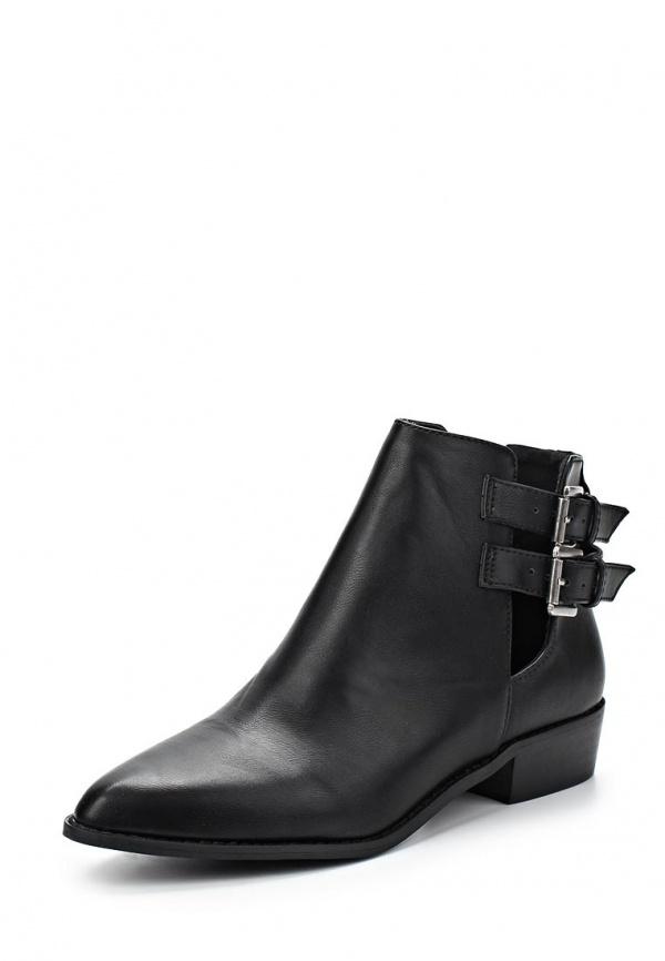 Ботинки Dorothy Perkins 22260410 чёрные