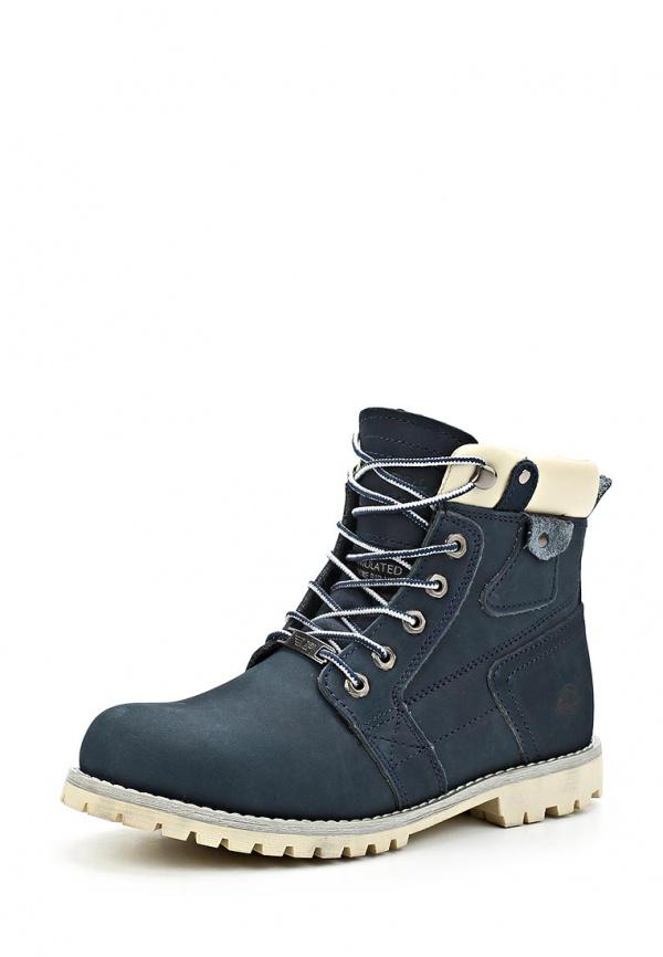 Ботинки Patrol 256-669M-15w-4-42 синие