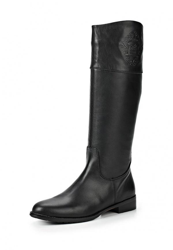 Сапоги Elche DU-W461021V чёрные