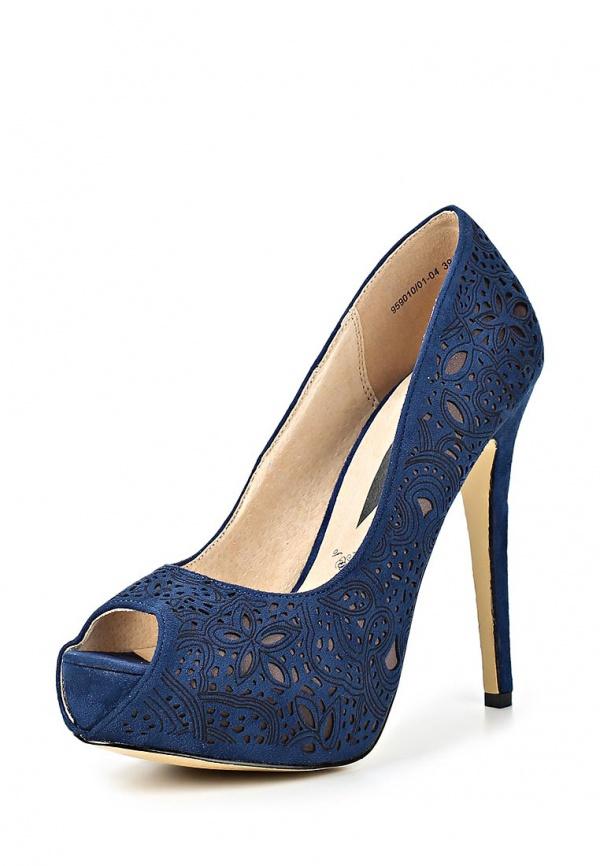 Туфли J&Elisabeth 959010/01-04 синие