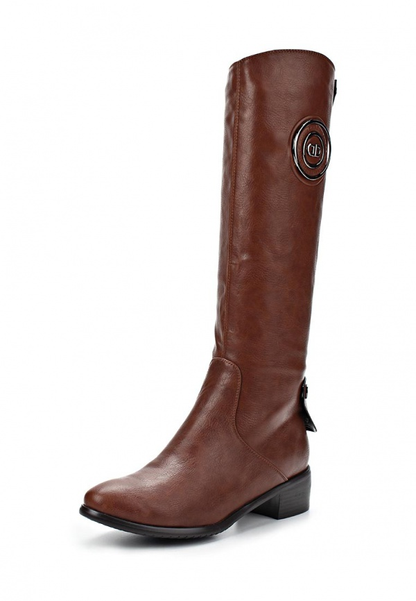 Сапоги Elche BW-W410122X коричневые