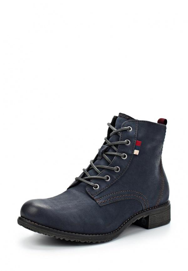 Ботинки Tamaris 1-1-26234-23-805/201 синие