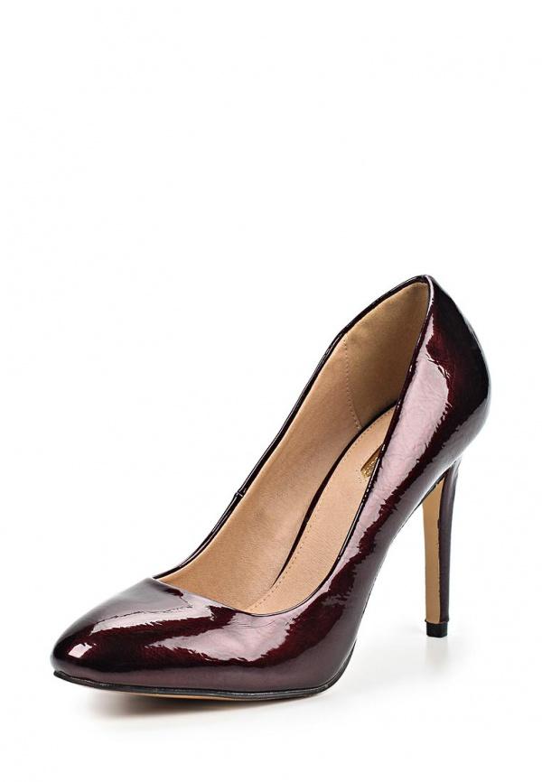 Туфли Dorothy Perkins 22249053 бордовые