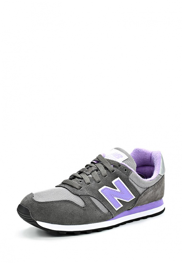 Кроссовки New Balance W373SGR/B серые