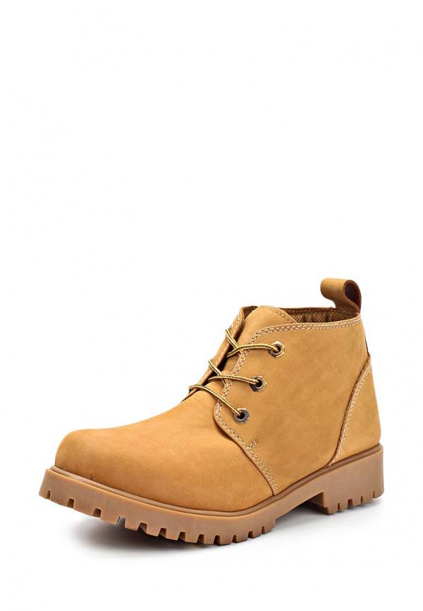 Ботинки Gioseppo HIKING жёлтые