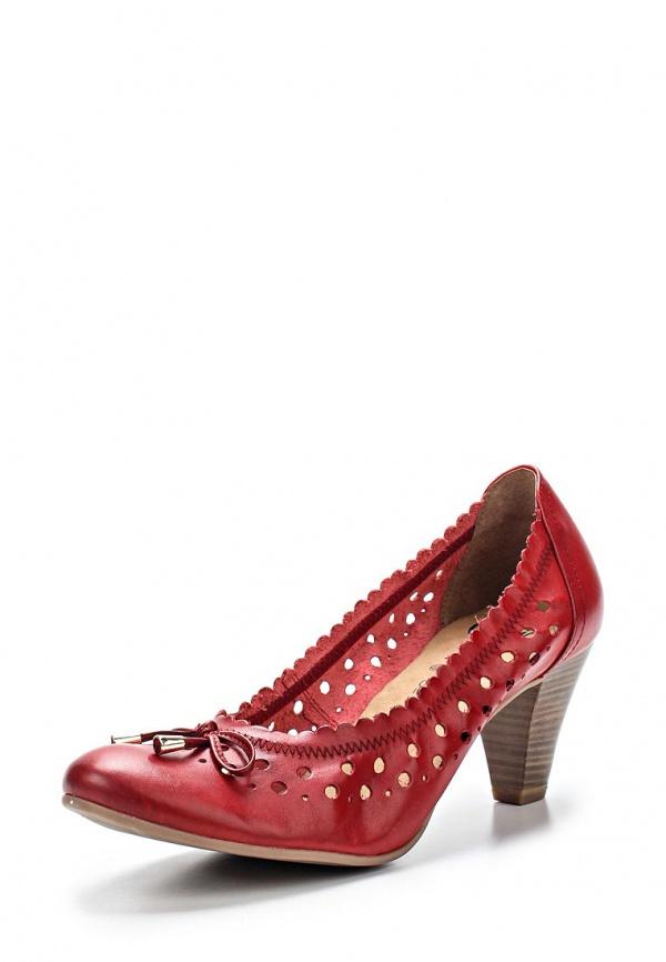 Туфли Caprice 9-9-22502-24-500 красные