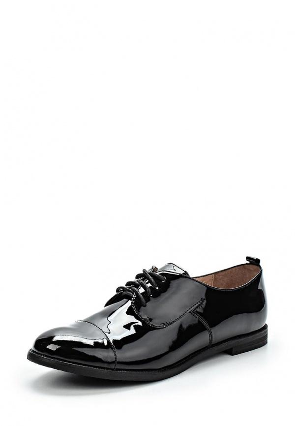 Ботинки Calipso 589-02-F-01-LK чёрные