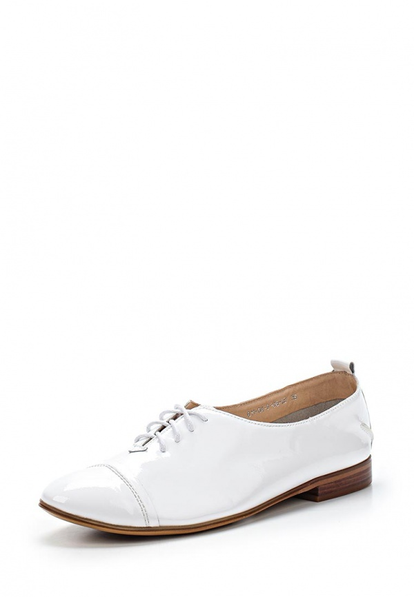 Ботинки Calipso 611-04-F-06-LU белые