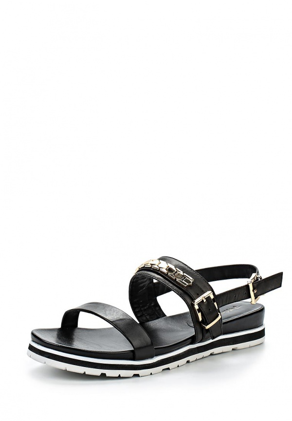 Сандалии Just Couture C6669S2-19 чёрные