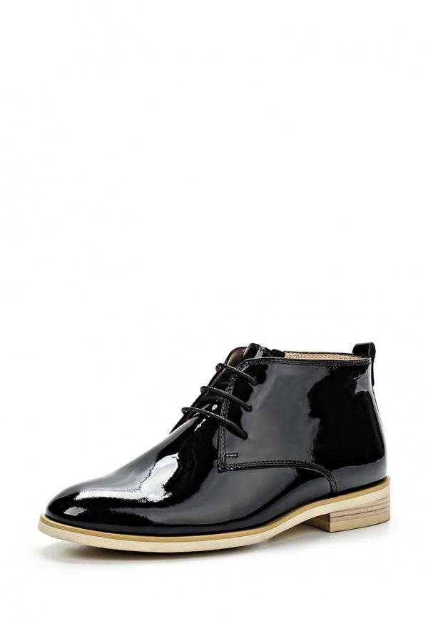 Ботинки Sinta 129-2-4-M чёрные