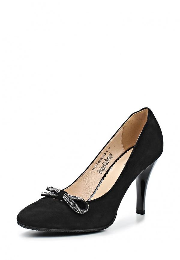 Туфли Clotilde 14A041-84-Q579CB-M чёрные