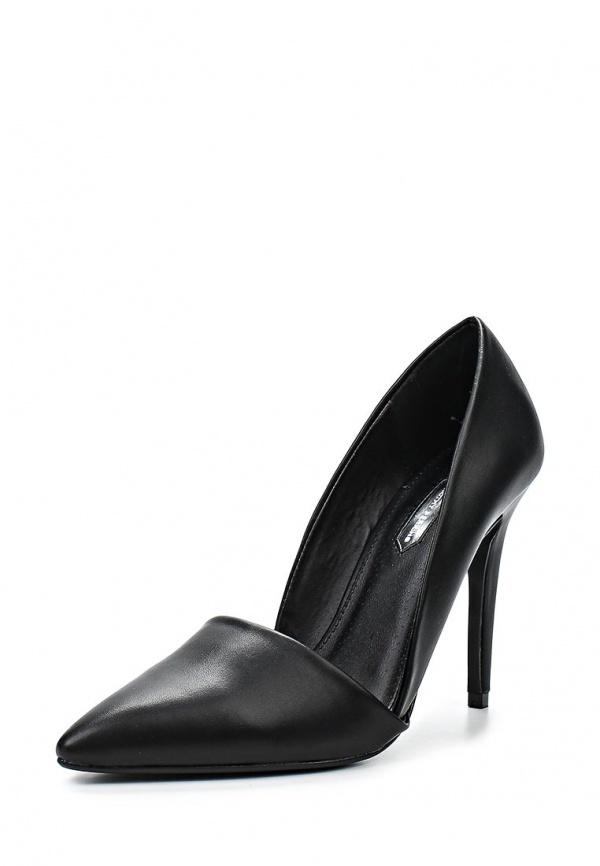 Туфли Dorothy Perkins 22292710 чёрные