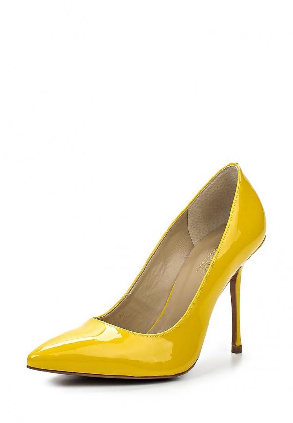 Туфли Indiana 5833-215-254 жёлтые