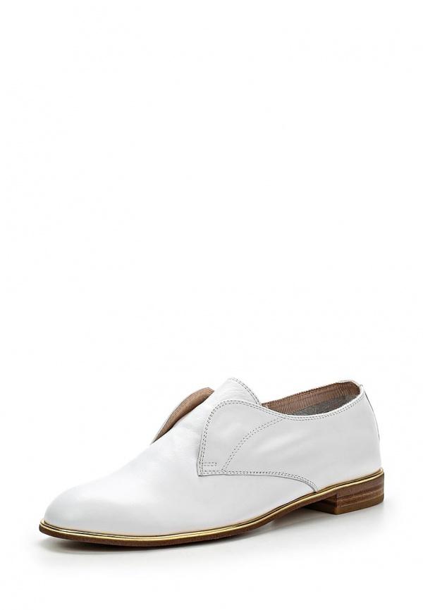 Ботинки Sinta 305-12-22-M белые
