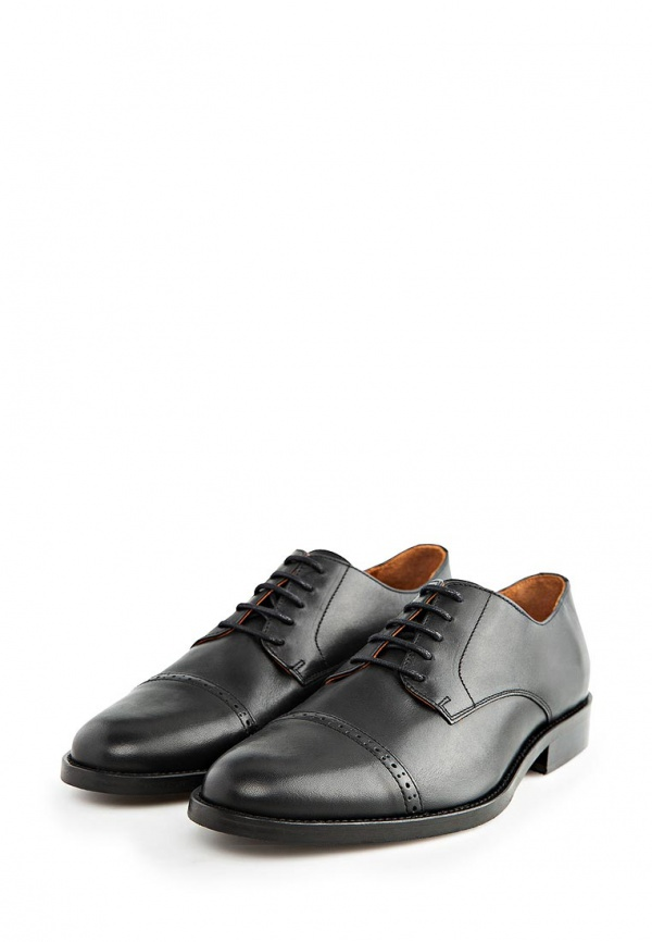 Туфли-оксфорд Mango Man 34090384 серые