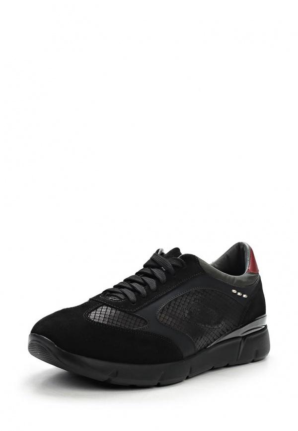 Кроссовки Guardiani Sport SU69421C чёрные