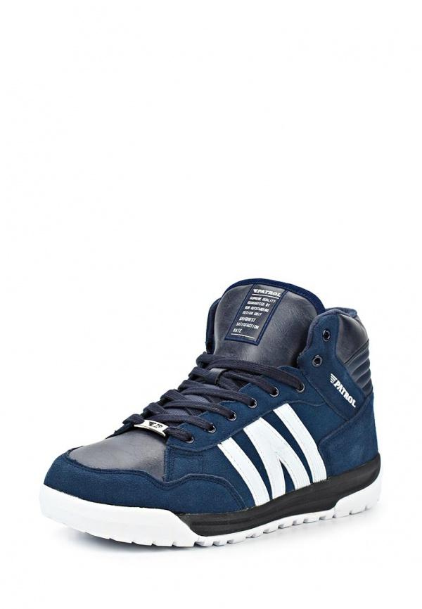 Ботинки Patrol 557-285IM-15w-2/01-16 синие