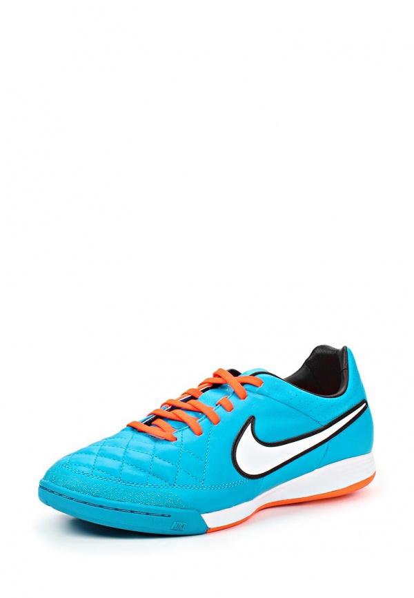 Бутсы зальные Nike 631522-418 синие