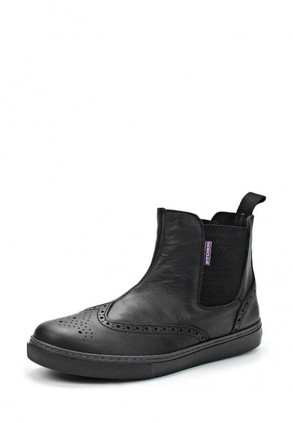 Ботинки Storm 6035.02.20 чёрные