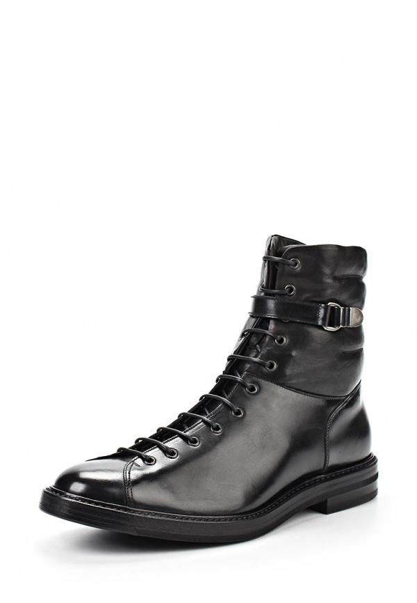 Ботинки Franceschetti 84789 чёрные