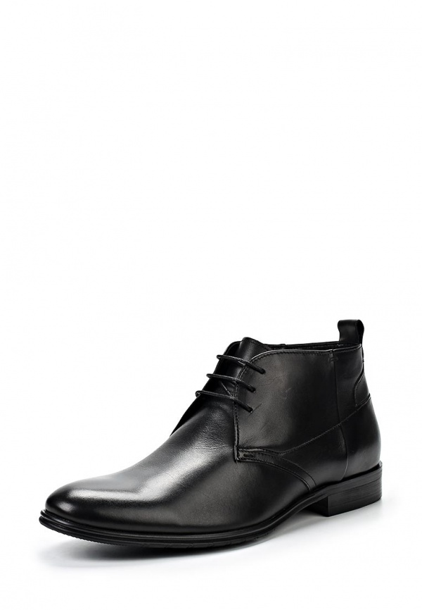 Ботинки Mascotte 28-4235323-2117M чёрные