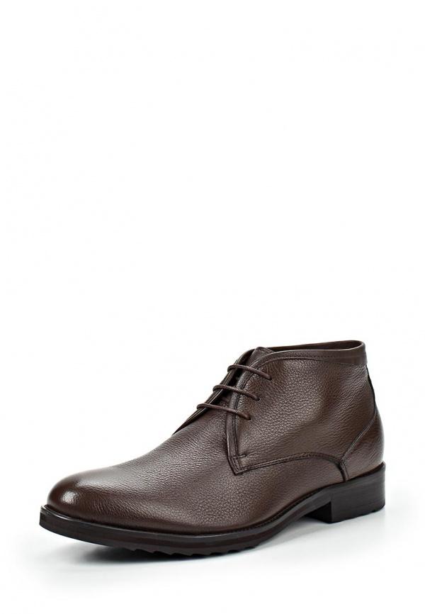 Ботинки Mascotte 28-4232021-2143M коричневые