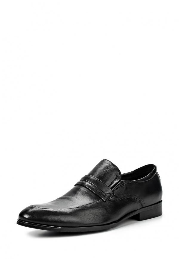 Лоферы Just Couture 89780A206 чёрные