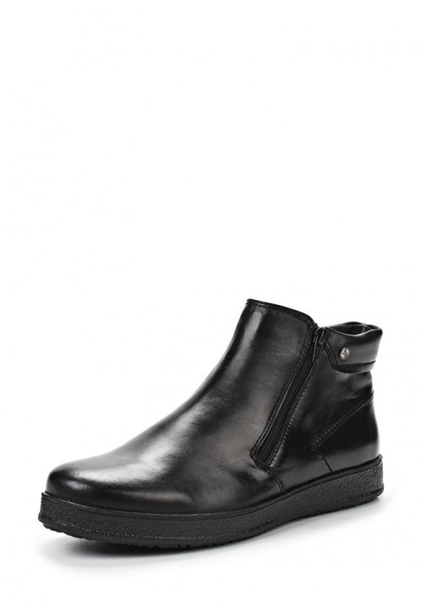 Ботинки Salamander 11935 чёрные