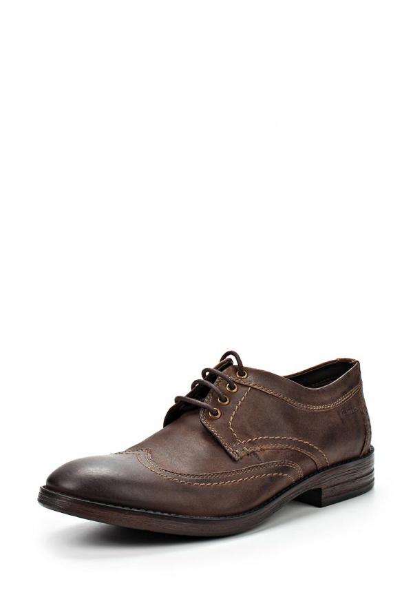 Ботинки Clarks 26102461 коричневые