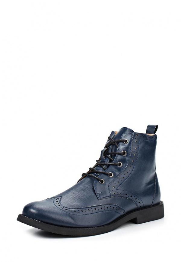Ботинки McCrain FW14MCS201 синие