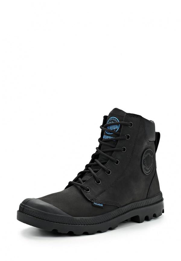 Ботинки Palladium 73231 чёрные