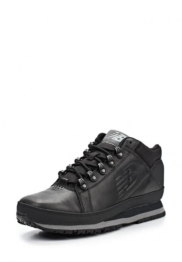 Кроссовки New Balance H754LLK чёрные