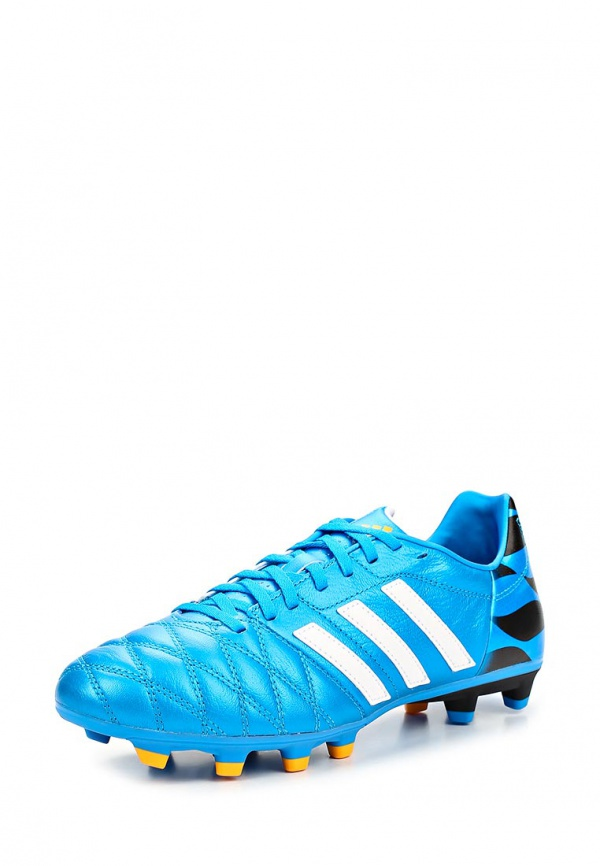 Бутсы adidas Performance M17723 голубые