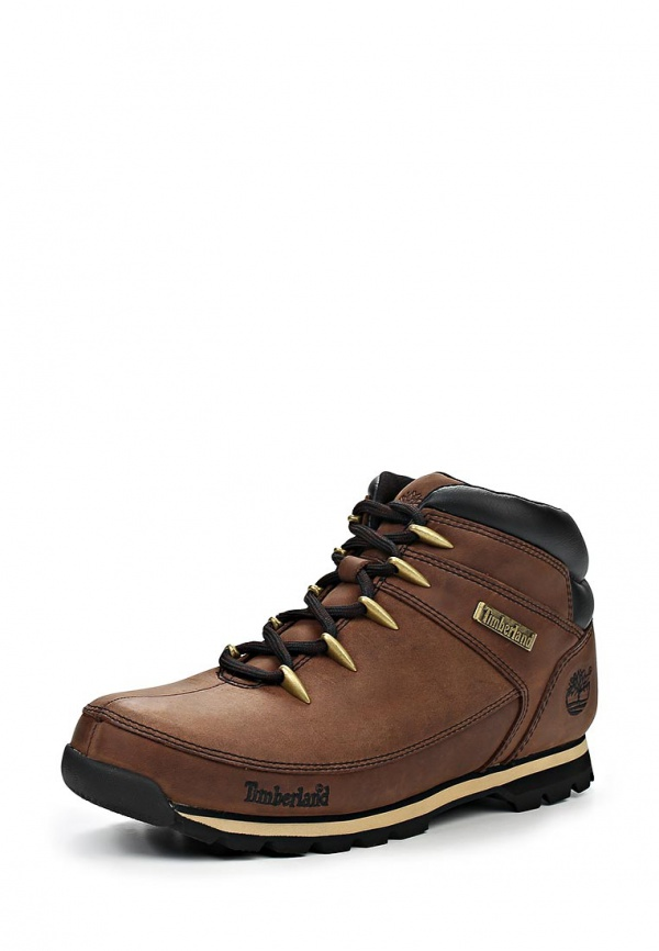 Ботинки Timberland TBL6708AM коричневые